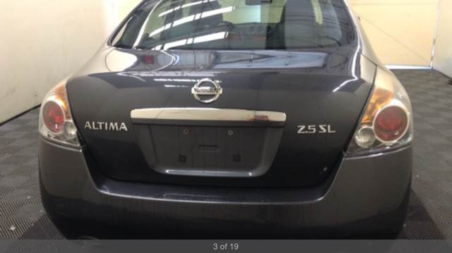 2008 Nissan Altima 2.5 SL 4dr Sedan - Beverly NJ