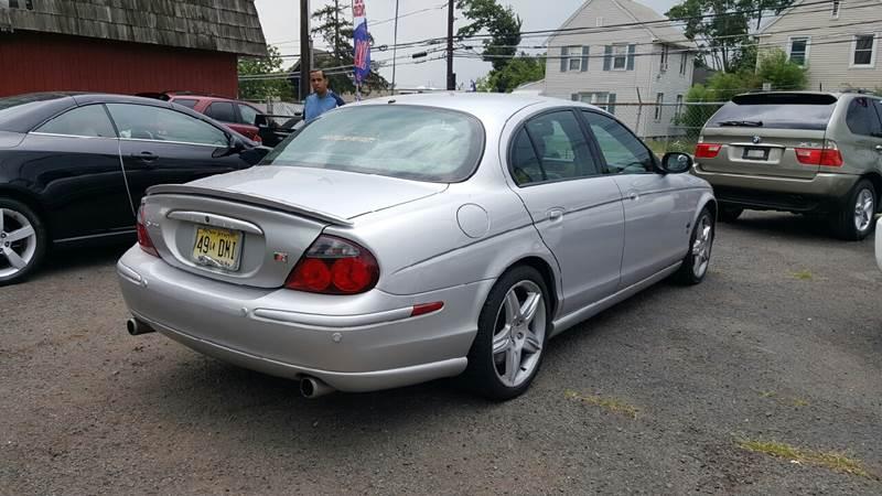 2003 Jaguar S-Type R R 4dr Supercharged Sedan - Somerset NJ