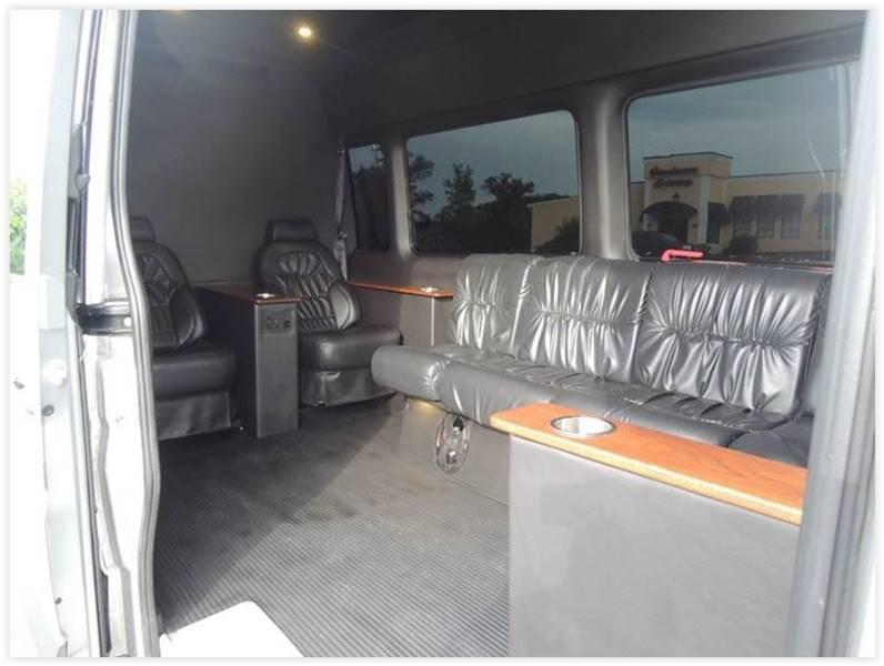 2011 Mercedes-Benz Sprinter 2500 170 WB 3dr Extended Passenger Van - Somerset NJ