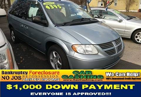2005 Dodge Caravan for sale in Somerset, NJ