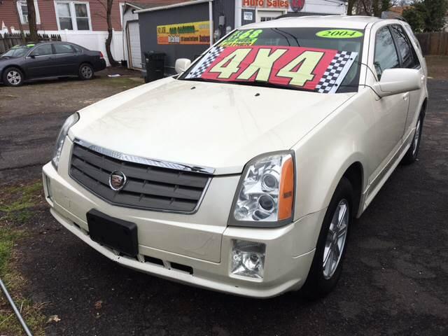 2004 Cadillac SRX AWD 4dr SUV V6 - Somerset NJ