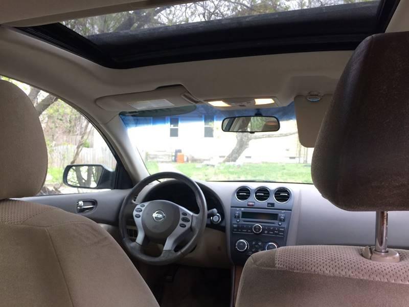 2008 Nissan Altima 2.5 S 4dr Sedan CVT - Somerset NJ
