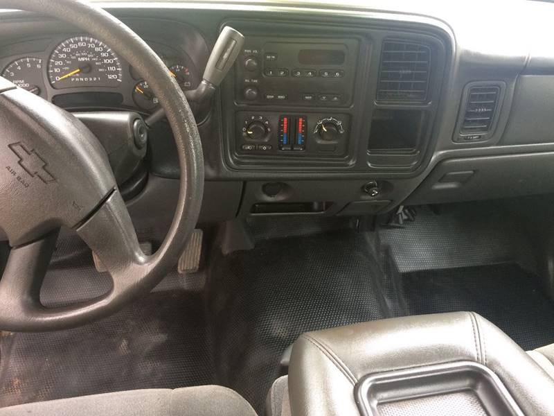 2006 Chevrolet Silverado 1500 Work Truck 2dr Regular Cab 8 ft. LB - Beverly NJ