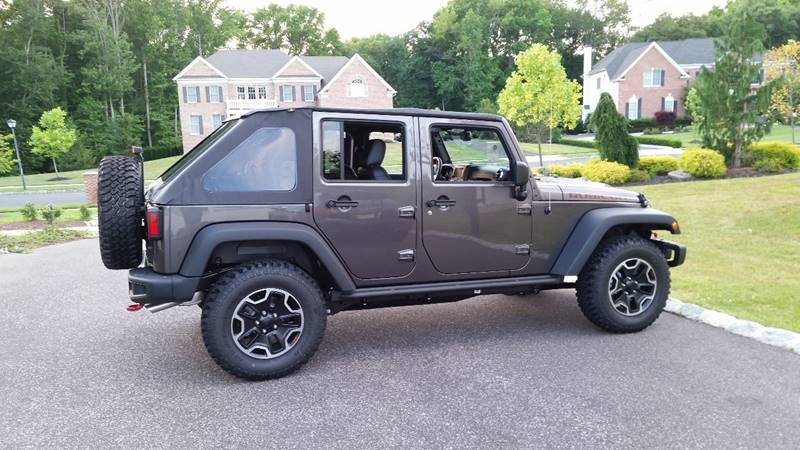 2014 Jeep Wrangler Unlimited 4x4 Rubicon X 4dr SUV - Somerset NJ