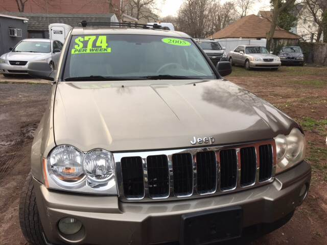 2005 Jeep Grand Cherokee 4dr Limited 4WD SUV - Somerset NJ