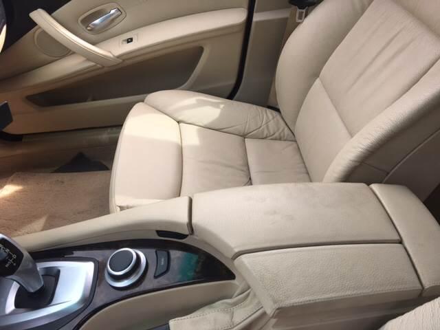 2008 BMW 5 Series AWD 535xi 4dr Sedan - Somerset NJ