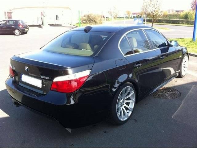 2007 BMW 5 Series 525i 4dr Sedan - Somerset NJ