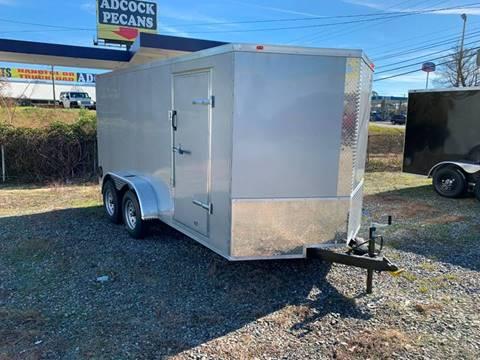 2019 7x14TA Enclosed  Cargo Trailer for sale in Tifton, GA