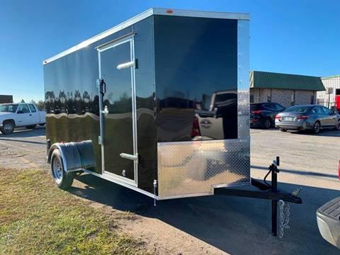 2019 6x12SA Enclosed for sale in Tifton, GA