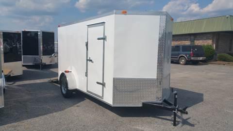 2019 6x12SA Enclosed Cargo Trailer for sale in Tifton, GA
