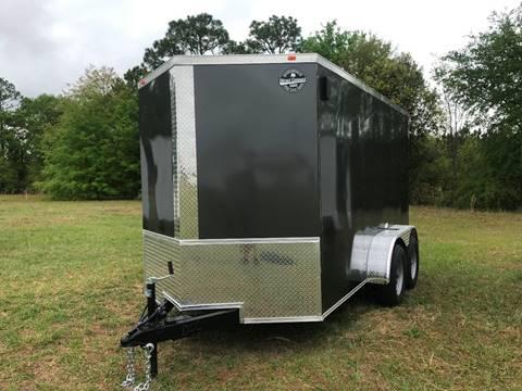 2019 6x12TA Enclosed Cargo Trailer for sale in Tifton, GA