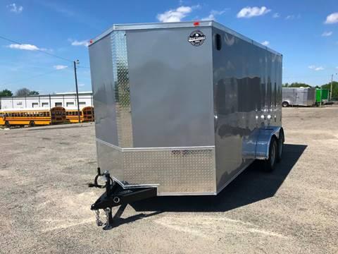 2019 7X16TA Enclosed Cargo Trailer for sale in Tifton, GA