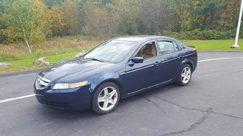 2005 Acura TL for sale in Goffstown, NH