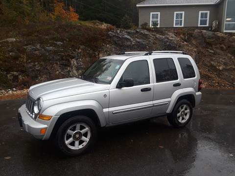 2005 Jeep Liberty for sale in Goffstown, NH