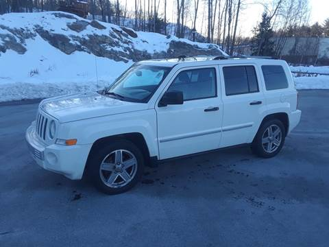 2008 Jeep Patriot for sale in Goffstown, NH