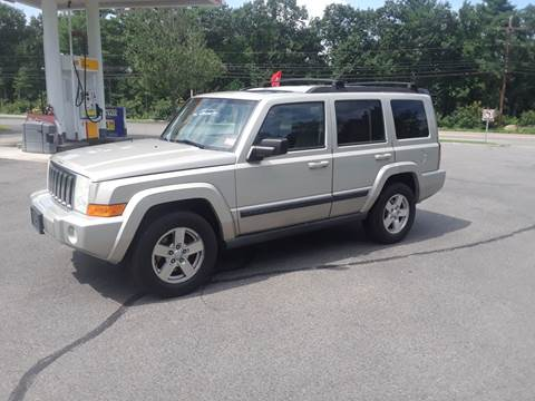 2007 Jeep Commander for sale in Goffstown, NH