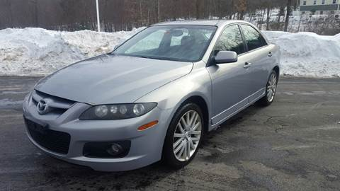 2006 Mazda MAZDASPEED6 for sale in Goffstown, NH