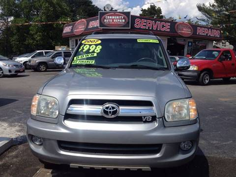 2007 Toyota Sequoia for sale in Georgetown, DE