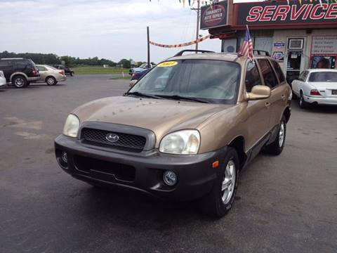 2003 Hyundai Santa Fe for sale in Georgetown, DE