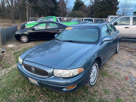 2002 Buick LeSabre for sale in Georgetown, DE