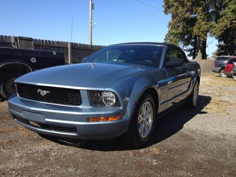 2007 Ford Mustang for sale in Georgetown, DE