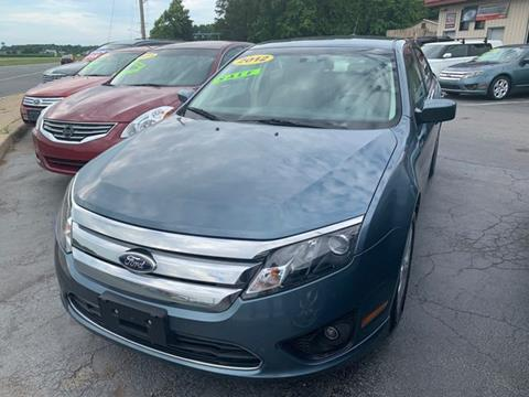 2012 Ford Fusion for sale in Georgetown, DE