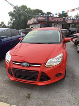 2014 Ford Focus for sale in Georgetown, DE