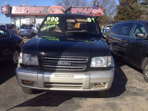 2001 Isuzu Trooper for sale in Georgetown, DE