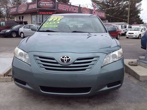 2009 Toyota Camry for sale in Georgetown, DE