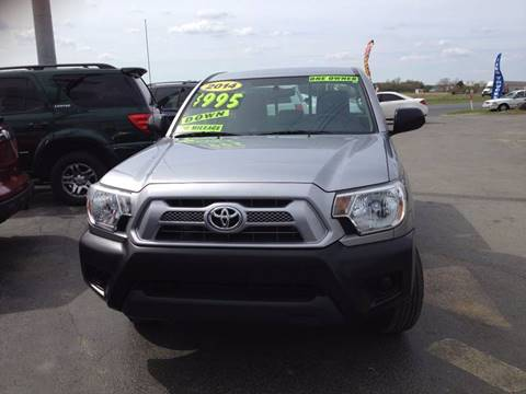 2014 Toyota Tacoma for sale in Georgetown, DE