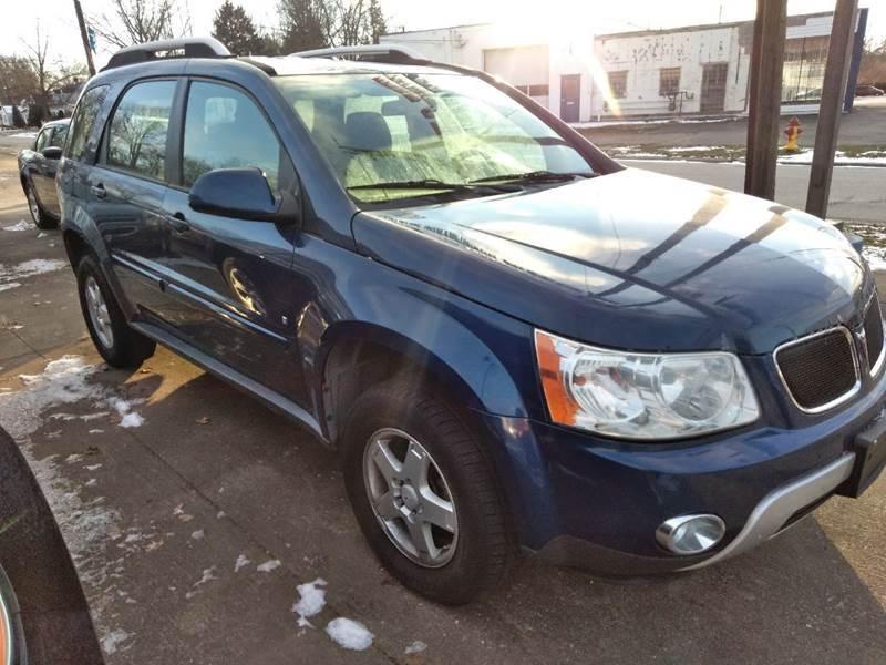 2008 Pontiac Torrent for sale in Geneva, OH