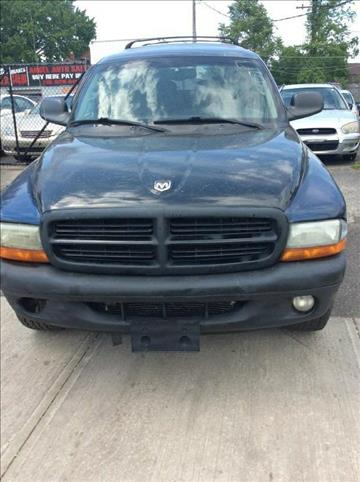 2003 Dodge Durango for sale in Cleveland, OH