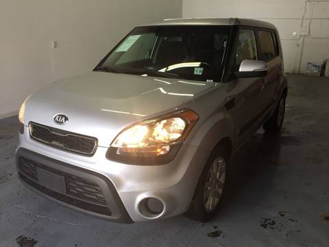 2013 Kia Soul for sale at MIAMI AUTO LIQUIDATORS in Miami FL