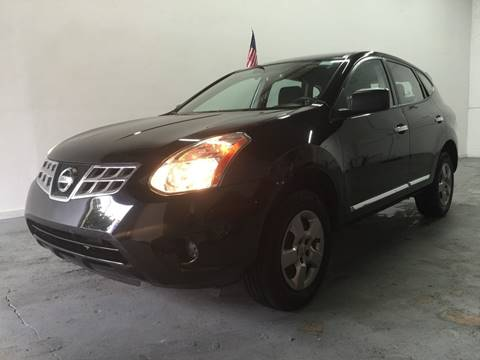 2013 Nissan Rogue for sale at MIAMI AUTO LIQUIDATORS in Miami FL