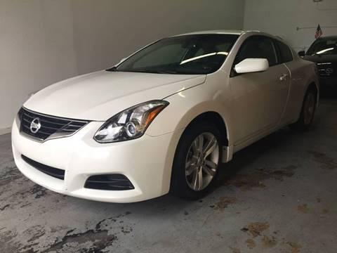 2013 Nissan Altima for sale at MIAMI AUTO LIQUIDATORS in Miami FL