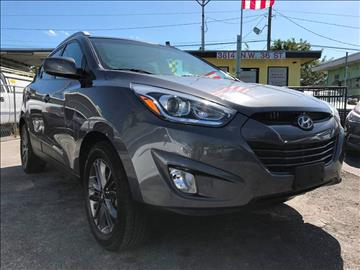 2015 Hyundai Tucson for sale at MIAMI AUTO LIQUIDATORS in Miami FL