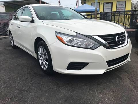 2016 Nissan Altima for sale at MIAMI AUTO LIQUIDATORS in Miami FL