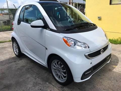 2013 Smart fortwo for sale at MIAMI AUTO LIQUIDATORS in Miami FL