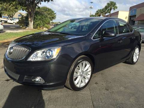 2013 Buick Verano for sale at MIAMI AUTO LIQUIDATORS in Miami FL