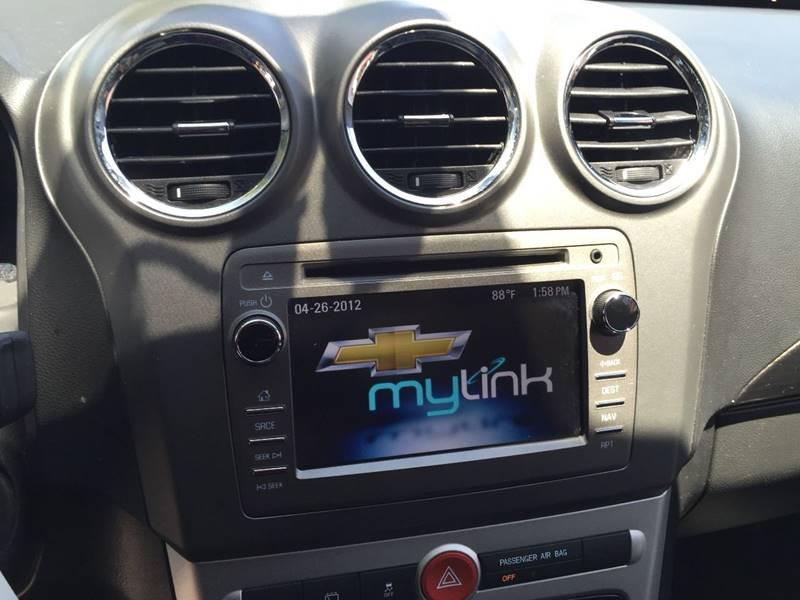2014 Chevrolet Captiva Sport Ltz 4dr Suv In Miami Fl Miami Auto