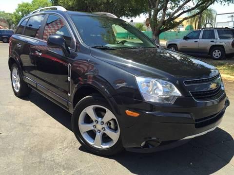 2014 Chevrolet Captiva Sport for sale at MIAMI AUTO LIQUIDATORS in Miami FL