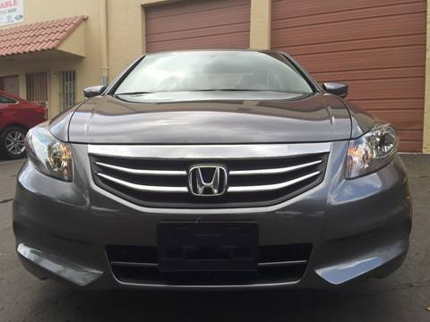 2012 Honda Accord for sale at MIAMI AUTO LIQUIDATORS in Miami FL