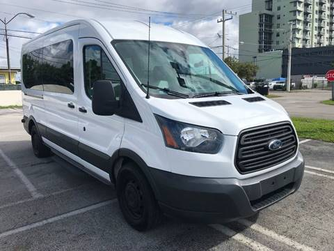 2015 Ford Transit Passenger for sale in Miami, FL