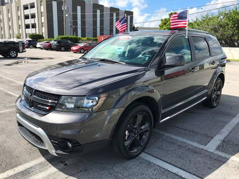 2018 Dodge Journey for sale at MIAMI AUTO LIQUIDATORS in Miami FL