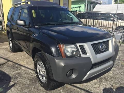 2011 Nissan Xterra for sale at MIAMI AUTO LIQUIDATORS in Miami FL