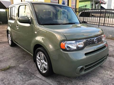 2009 Nissan cube for sale at MIAMI AUTO LIQUIDATORS in Miami FL
