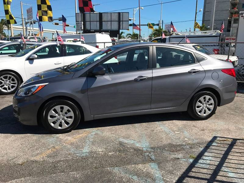 2015 Hyundai Accent GLS 4dr Sedan - Miami FL