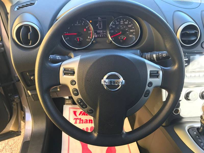 2015 Nissan Rogue Select AWD S 4dr Crossover - Miami FL