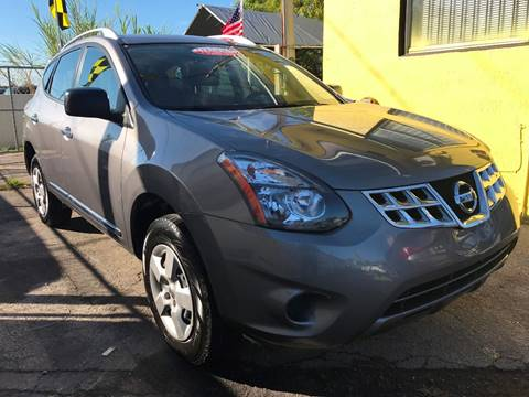 2015 Nissan Rogue Select for sale at MIAMI AUTO LIQUIDATORS in Miami FL