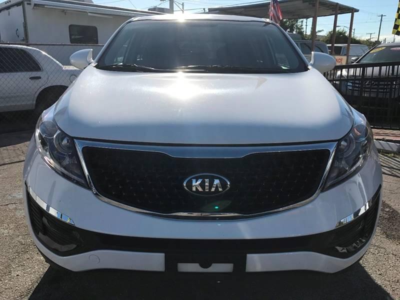 2016 Kia Sportage LX 4dr SUV - Miami FL